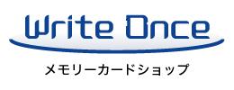 Write Onceメモリカード ショップ